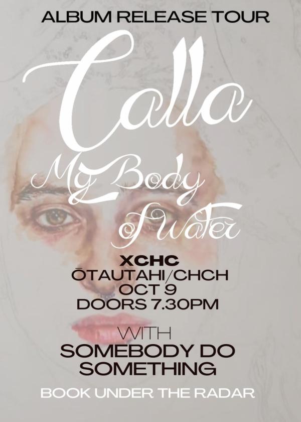 Calla Album Release With Somebody Do Something