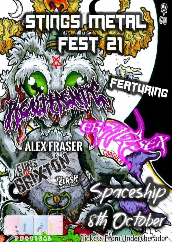 Stings Metal Fest