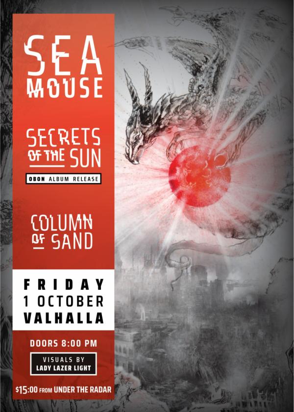 Sea Mouse And Secrets Of The Sun