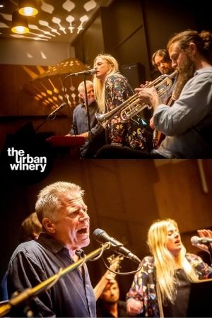 Jess Atkin And The Urban Cats - Live