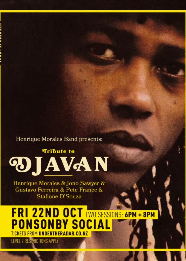 A Tribute To Djavan - Early Show