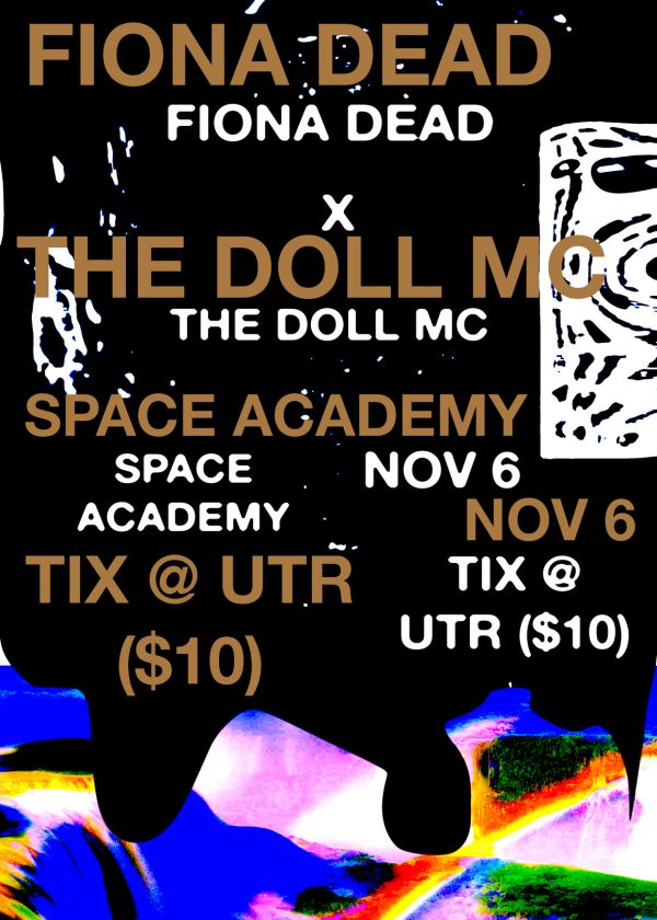 Fiona Dead And The Doll Mc