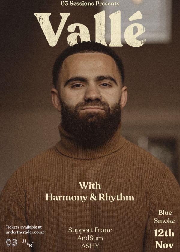 Vallé, Ashy And And$um With Harmony And Rhythm