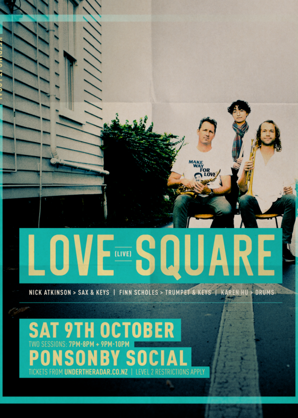 Love Square Live - Late Show