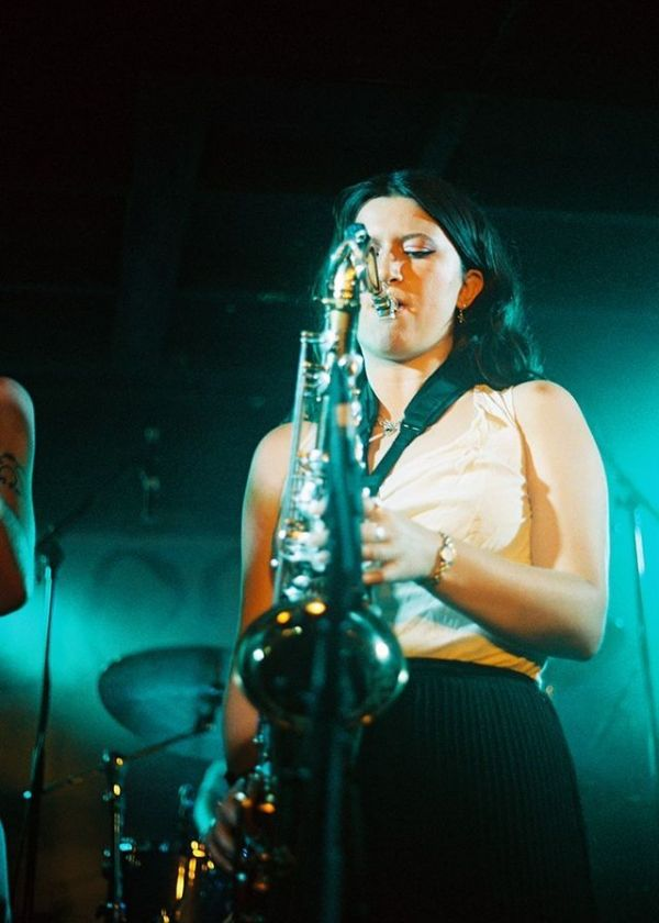 Lily Rose Shaw Quartet