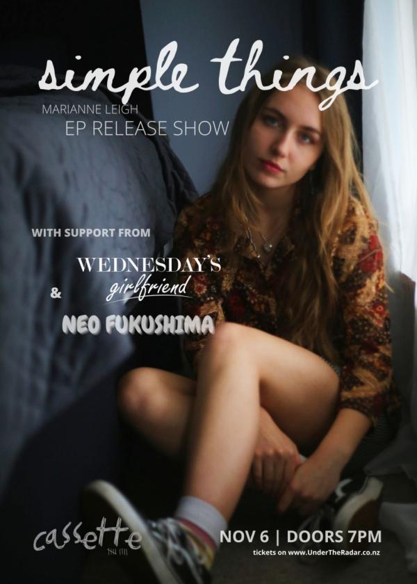 Marianne Leigh Ep Release Show