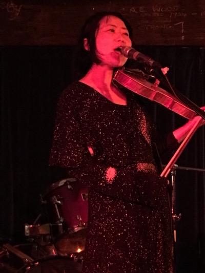 Motoko Kikkawa Performance Residency - Night 1