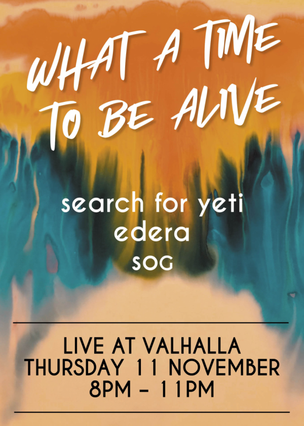 Search For Yeti And Edera And SOG