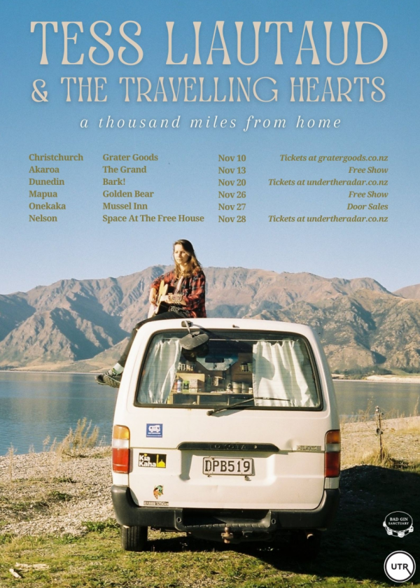 Tess Liautaud And The Travelling Hearts