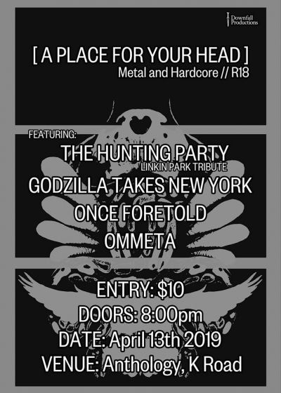 The Hunting Part, Godzilla Takes New York, Once Foretold