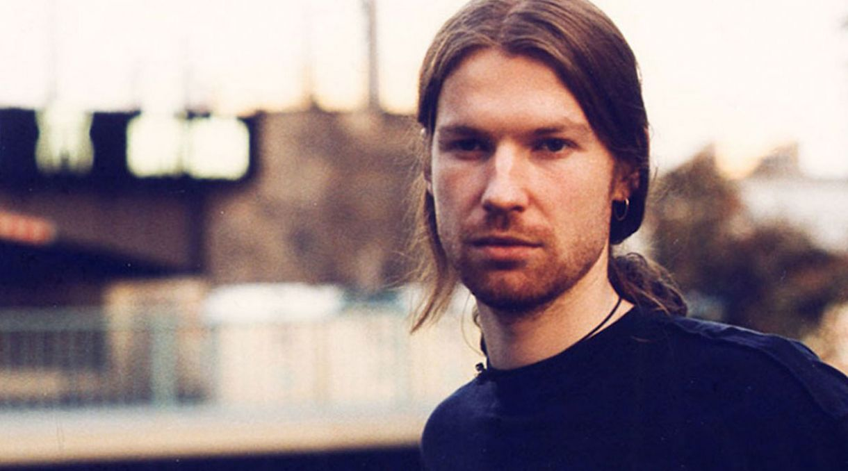 Listen To Six New Tracks Uploaded By Aphex Twin