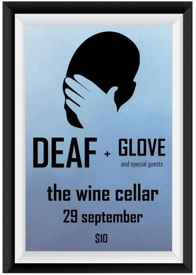 DEAF, Glove, Meridian Vibe