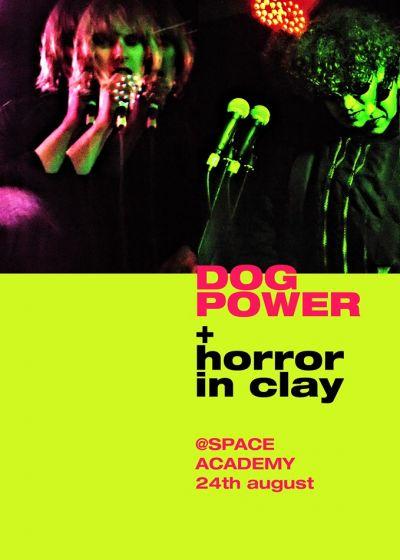DOG Power, Horror In Clay