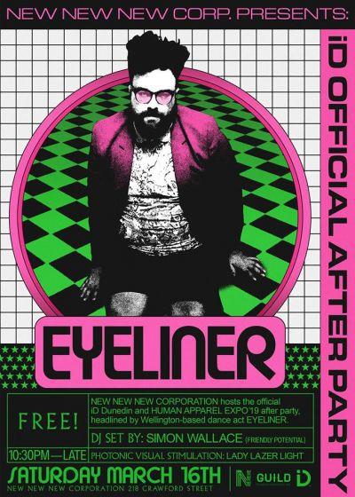 ID Dunedin Wrap Party -  Eyeliner