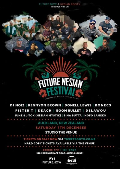 Future Nesian Mini-Fest