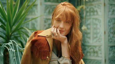Florence + The Machine Unveil New Album 'High As Hope'
