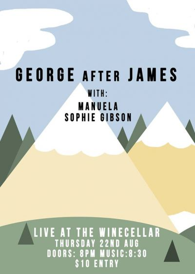 George After James, Manuela, Sophie Gibson