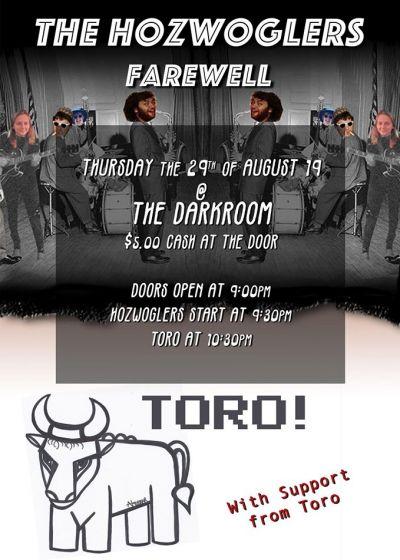 The Hozwoglers, Toro!