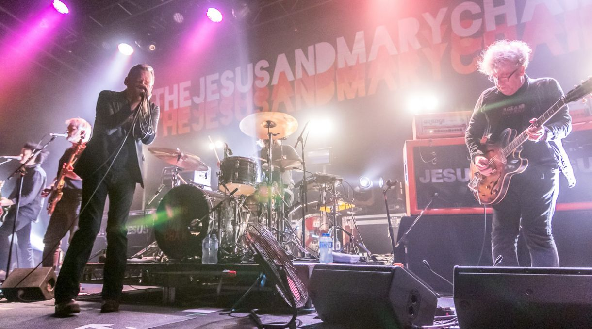 Live Photos: The Jesus And Mary Chain – The Powerstation, Auckland
