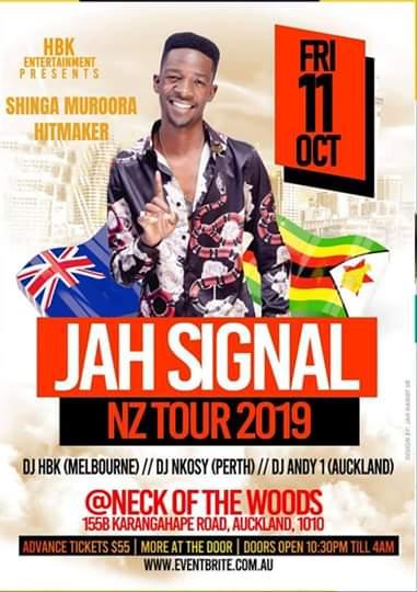 Jah Signal