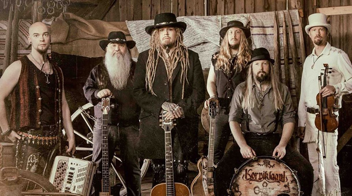 Korpiklaani New Zealand Shows Announced