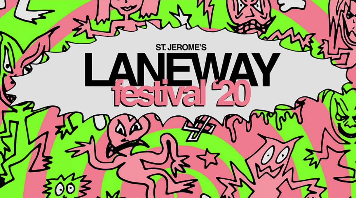 St. Jerome's Laneway Festival Returning To New Zealand In 2020