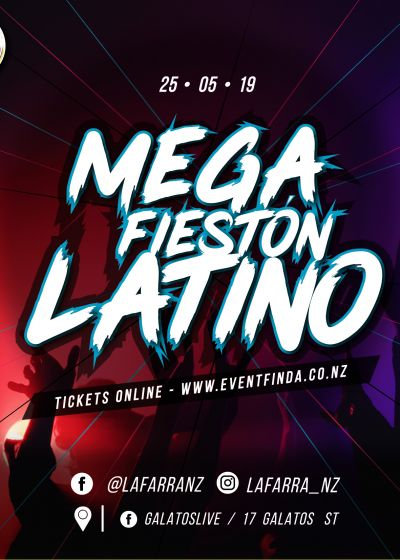 Mega Fieston Latino