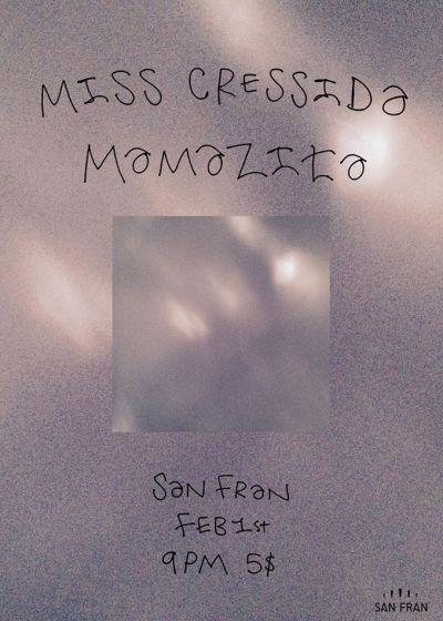 Miss Cressida, Mamazita