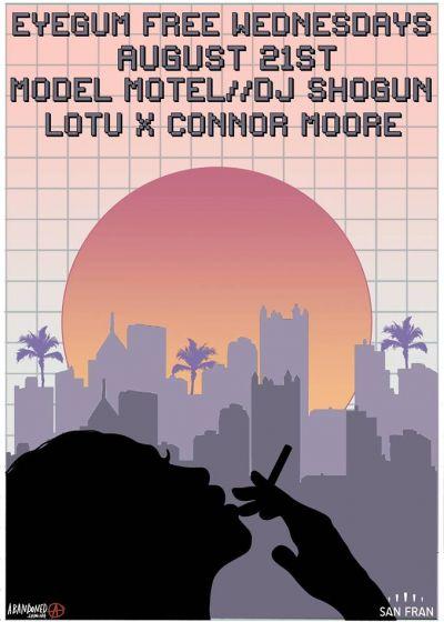 Model Motel, Lotu x Connor Moore