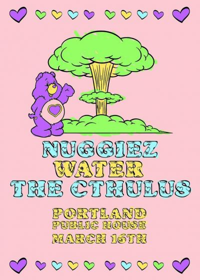 Nuggiez, Water, The Cthulus