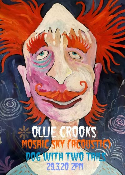 Ollie Crooks and Mosaic Sky - Cancelled