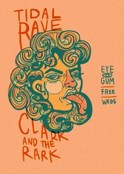 Tidal Rave, Clark and the Rark - Cancelled