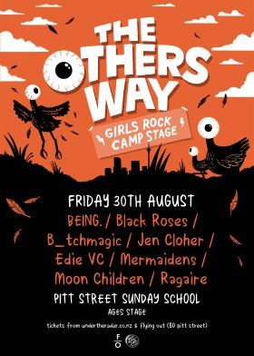 The Others Way Girls Rock! Stage: Jen Cloher, Mermaidens, BEING & More