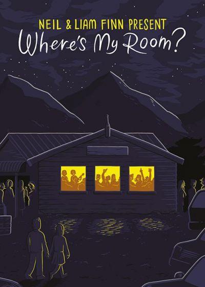 Neil And Liam Finn - Wheres My Room Tour of Aotearoa