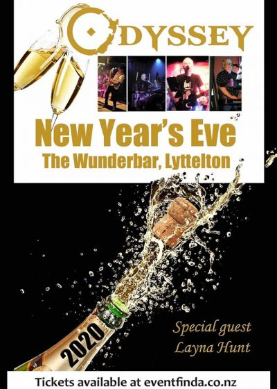 Wunderbar New Year's Eve Party with Odyssey