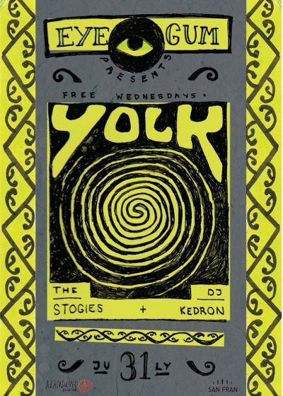 Yolk, The Stogies