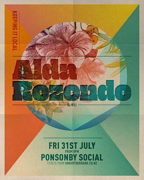 Alda Rezende Live In Auckland
