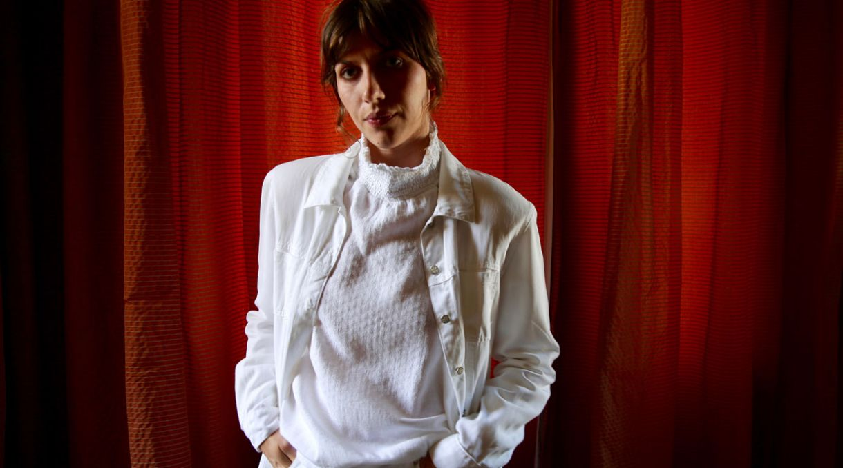 Aldous Harding Performs Party - SOLD OUT