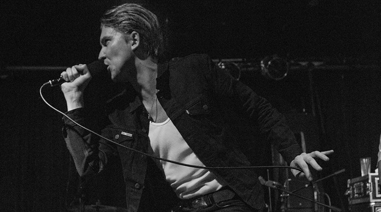 Live Photos + Review: Alex Cameron With Roy Molloy - Kings Arms Tavern, Auckland