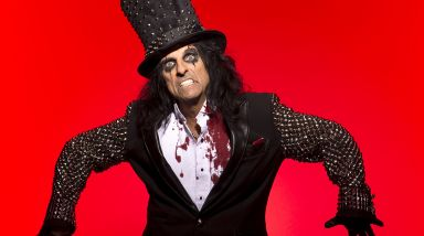 Alice Cooper Returning To New Zealand In February