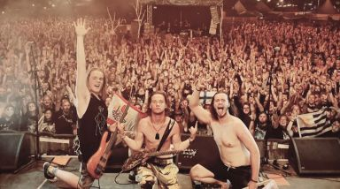 'Rū Ana Te Whenua: Alien Weaponry Shake Europe' Documentary Unveiled