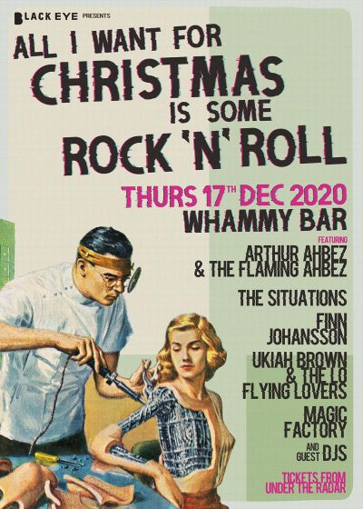 All I Want For Christmas Is Some Rock n Roll!