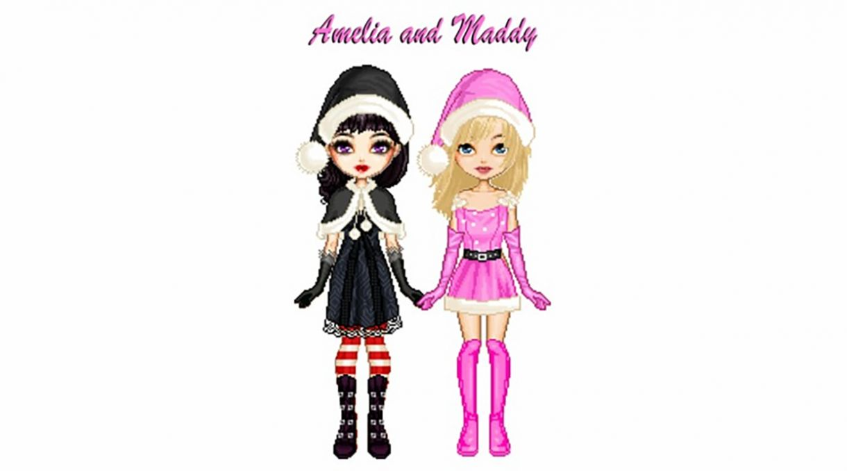 Amelia and Maddy Share Festive Single 'Christmas, Without You'