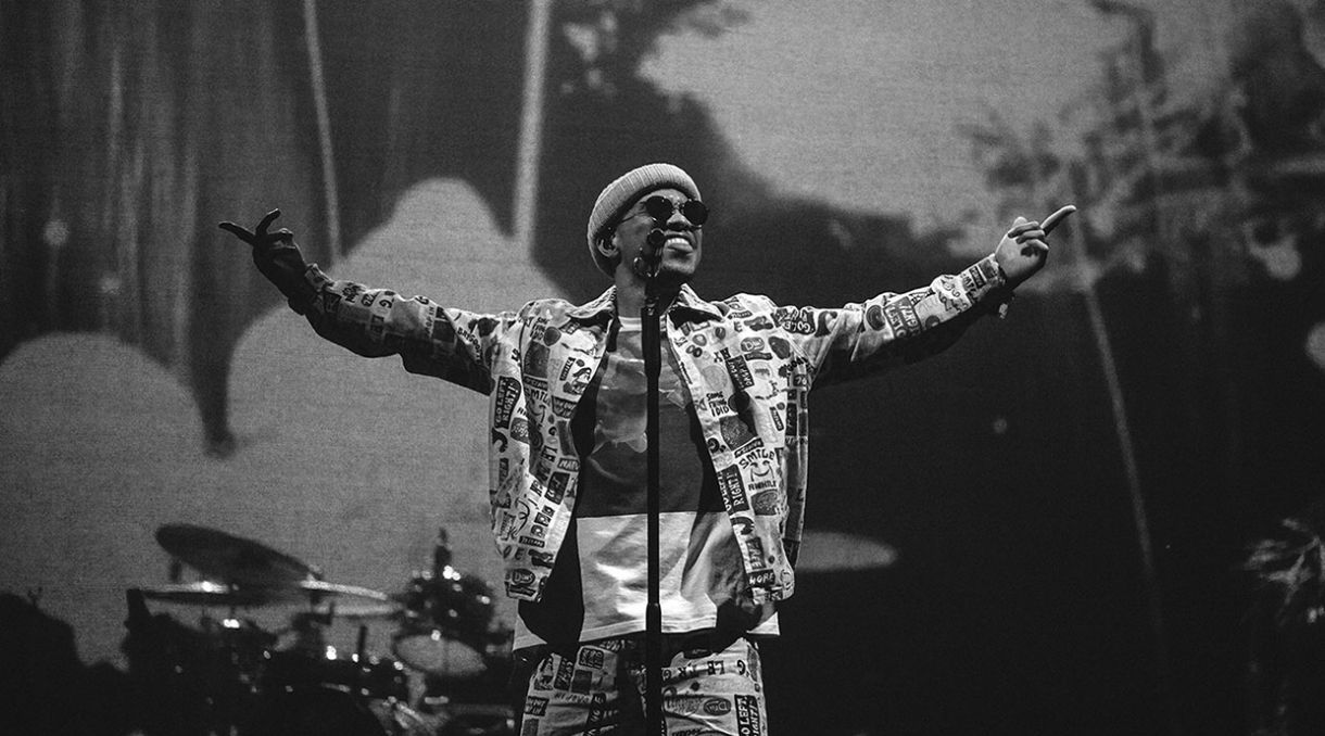 Live Photos + Review: Anderson .Paak + The Free Nationals - Spark Arena, Auckland