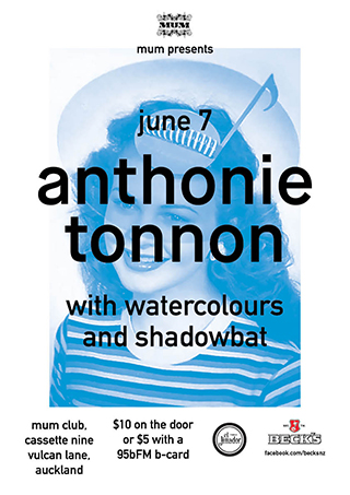 Anthonie Tonnon and Watercolours