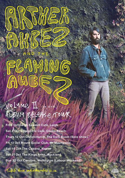 Arthur Ahbez and The Flaming Ahbez Album Release Tour