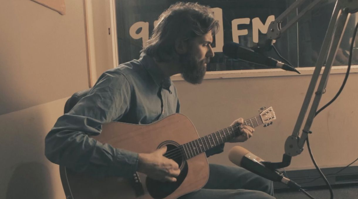 Caught Live: Arthur Ahbez Performs On 95bFM's Freak The Sheep