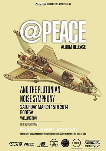 @Peace Album Release