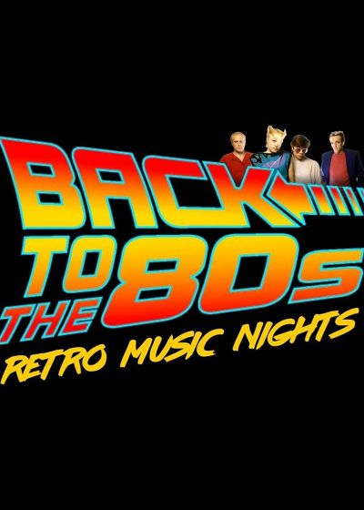 Back to the 80s - Livestream Lockdown