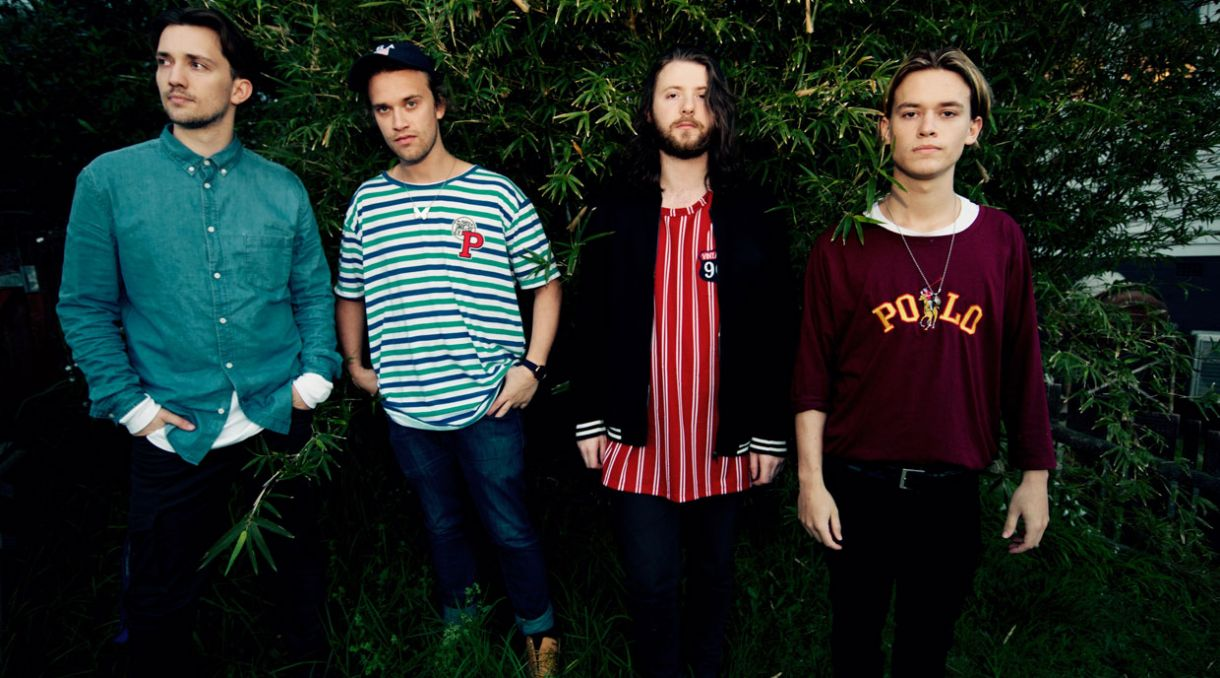 Auckland Four-Piece Balu Brigada Share Video For 'Could You Not'